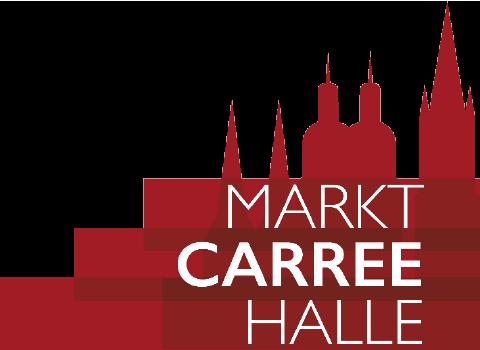 Marktcarree Halle Logo